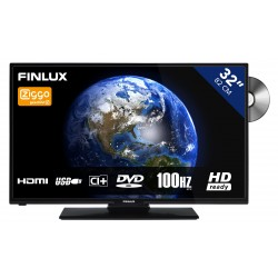 32 inch (81 cm) LED TV-DVD Combi